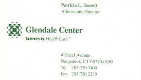 Click to see Glendale Center Genesis Healthcare Details